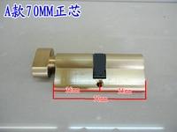 Brass Cylinder 70 Mm 35 35 For High Security Door Lock