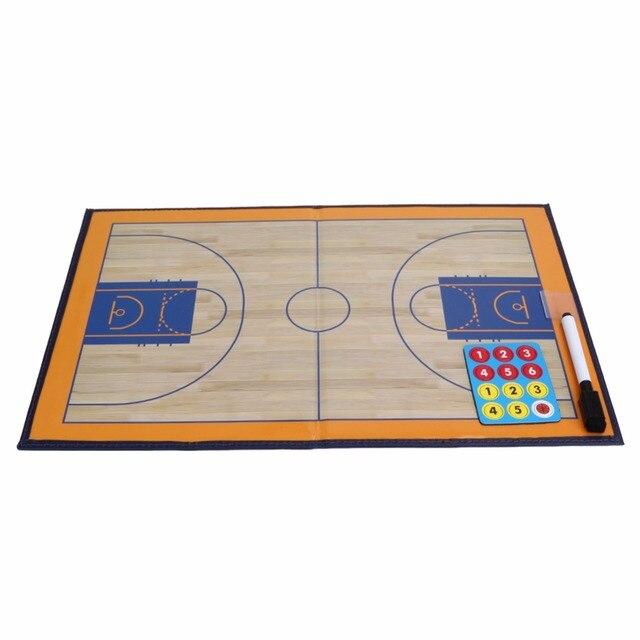 Dobrar Prancheta Magnética Placa Táticas De Futebol De Treinamento De  Futebol Set Livro Tático Ensino Equimpment 186d360201a1f