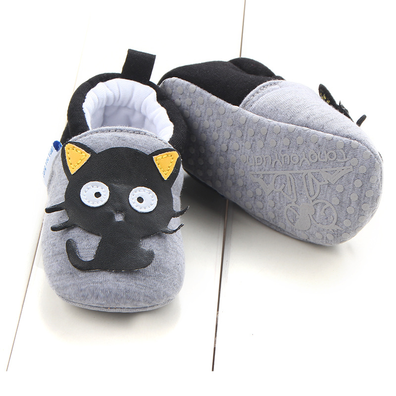 First Walkers Baby Shoes Cotton Anti-slip Booties Baby Girl Boy Shoes Animal Cartoon Newborn Slippers Footwear Booties Kids Gifts (33)