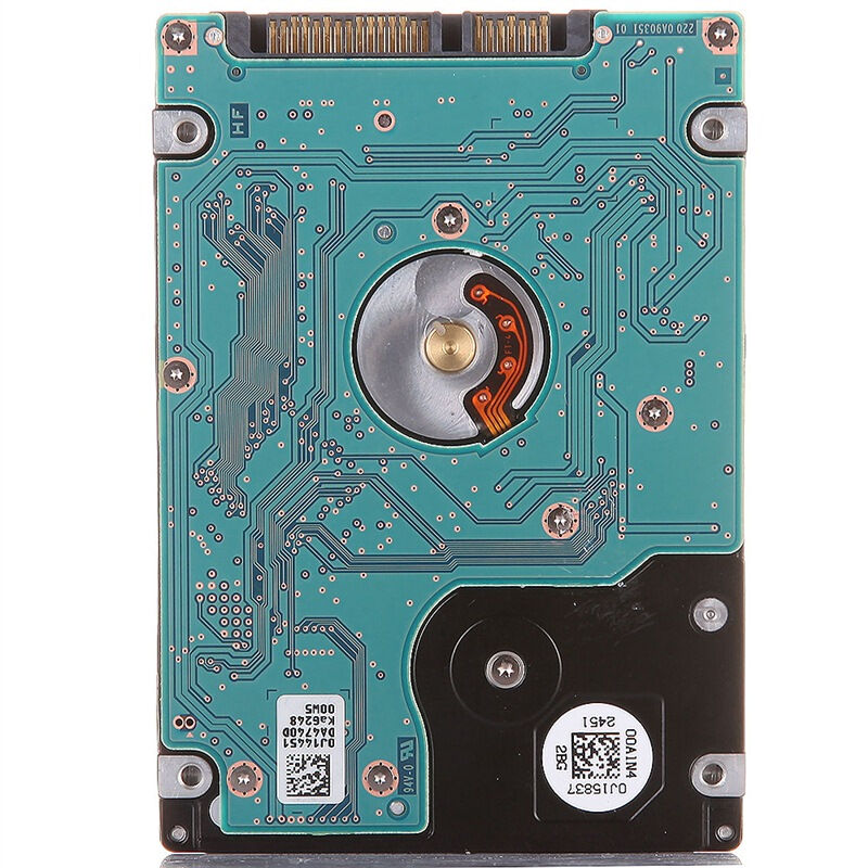 """HGST NEW 2.5"""" HDD 1TB 5400RPM (1000GB) Internal Laptop Hard Drives disk SATAII 1t  for Notebook HTS541010A9E680 9.5mm 5K1000-in Internal Hard Drives from Computer & Office    2"""