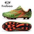 TIEBAO Brand Chinese Professional Men Soccer Shoes AG Soles Football Boots Outdoor Sport Adult Sneakers EUR 39-43