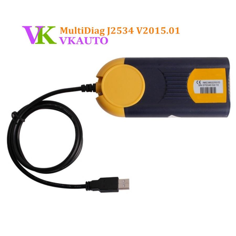 Meilleur Actia Multidiag J2534 Pass Thru Dispositif 2015.01 v Multi-Diag Interface Nouvelle Version Vente Chaude Livraison Gratuite