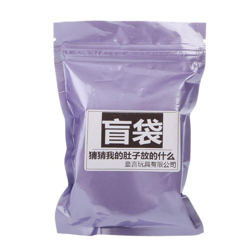 10pcs//lot Plastique Couleur Plasticine clair Conteneurs boîtes de rangement Slime Stockage