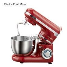 1200 W 220-240 v 4L de acero inoxidable 6 velocidad hogar cocina alimentos eléctrico soporte mezclador batidor de huevos masa batidora de crema de