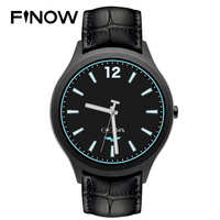 Finow X1 Smart Watch Men Android 4 4 3G WIFI GPS Bluetooth Watch Clock NO 1