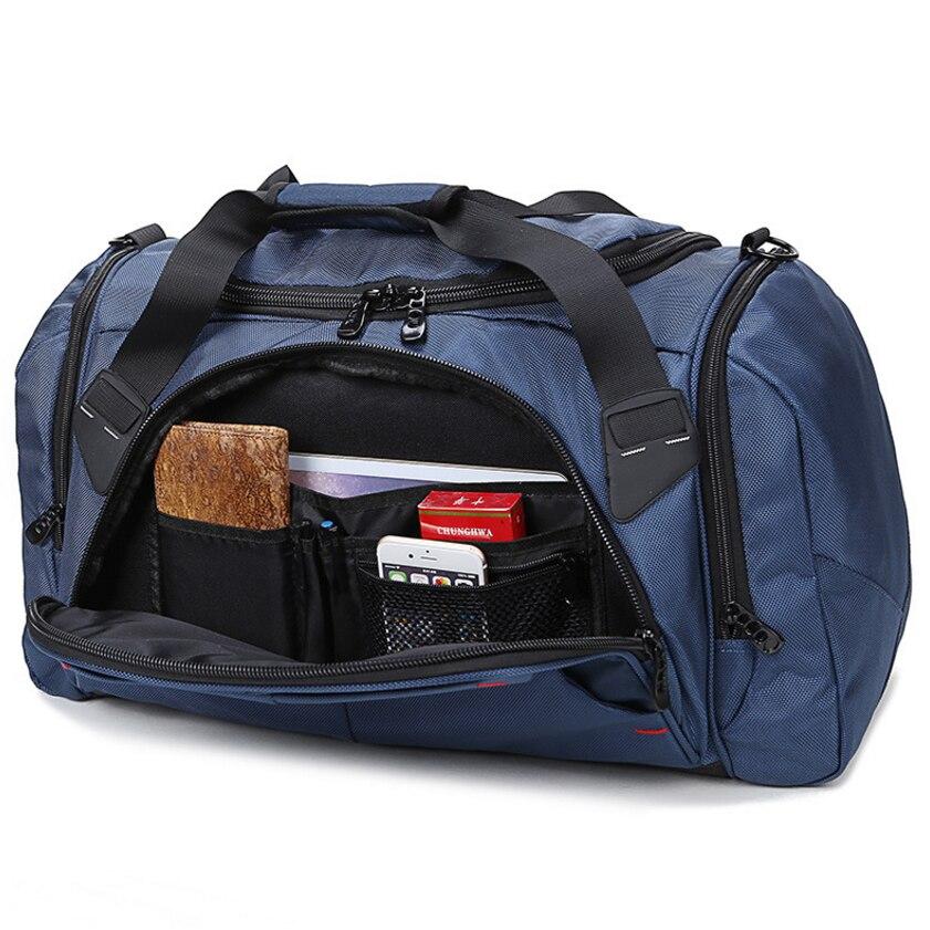 High end Professional Big Sport Bag Gym Bag Men Women Independent Shoes Storage Training Bag Portable Shoulder Fitness Bag Y-610 цена