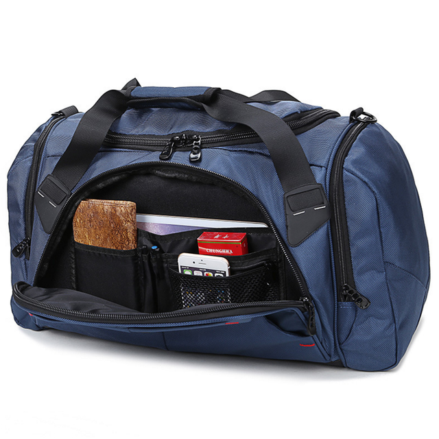 5601eef5b7e5 High end Professional Big Sport Bag Gym Bag Men Women Independent Shoes  Storage Training Bag Portable