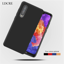 For Huawei P30 Cover Case Matte TPU Soft Coque Fundas Back ELE-L29 L09 AL00 Phone Case For Huawei P30 Cover For Huawei P30 Case brand new 193 eefd with free dhl ems