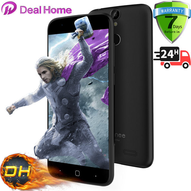 "Original Vernee Thor Mobile phone 4G LTE Android 6.0 MTK6753 Octa Core 5.0"" Fingerprint ID 3G RAM+16G ROM 7.9mm Smartphone"