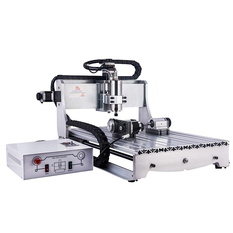 Broche 800 w CNC 6040Z machine de gravure sur métal routeur