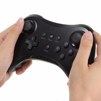 Classic Bluetooth Wireless Gamepad Controller Joystick For Nintendo For Wii U Pro Game Remote Console For