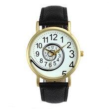 Дешевые Часы Мужчины Женщины Мужская Искусственной Кожи Аналоговый Кварцевые Наручные Часы 2016 Relogio Feminino Montre Femme Часы бесплатная доставка