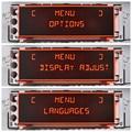 Экран поддержка USB aux красный Дисплей монитора 12 pin для Peugeot 307 (Некоторые модели) 408 (Некоторые модели) экран citroen C4 (Некоторые модели)