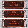 Soporte de pantalla Pantalla del monitor red 12 pin USB aux para Peugeot 307 (Algunos modelos) 408 (Algunos modelos) pantalla citroen C4 (Algunos modelos)