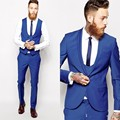Custom Made casamento Do Noivo Smoking Homens Ternos de Negócio Clássico Preto Blazer Branco Barato Mens Prom Tux Noivo Jaqueta Calça Tie