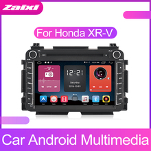 ZaiXi Android Car Multimedia player 2 Din WIFI GPS Navigation Autoradio For Honda XR-V XRV 2013~2019 Radio FM Maps BT