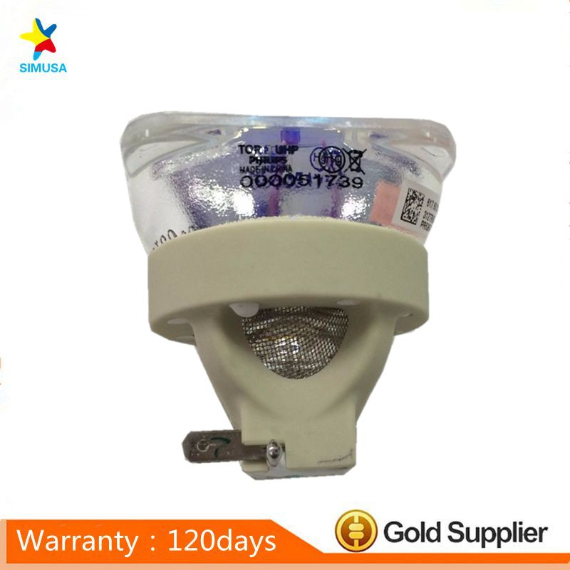 Original bare projector lamp bulb 5J.J6R05.001 UHP 310/245 1.0 E20.9 for BenQ MW822ST/MX766/MX822ST compatible bare lamp 310 5027 for 3300mp
