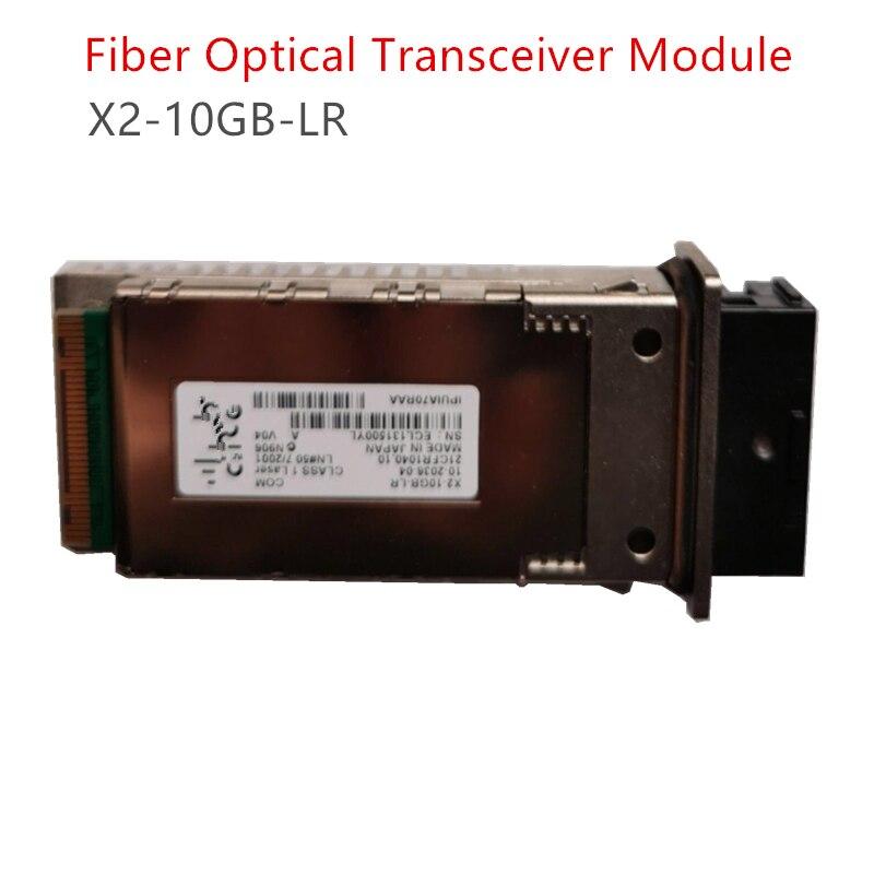 Optical Transceiver Module X2-10GB-LR Fibra Optica ModuleOptical Transceiver Module X2-10GB-LR Fibra Optica Module