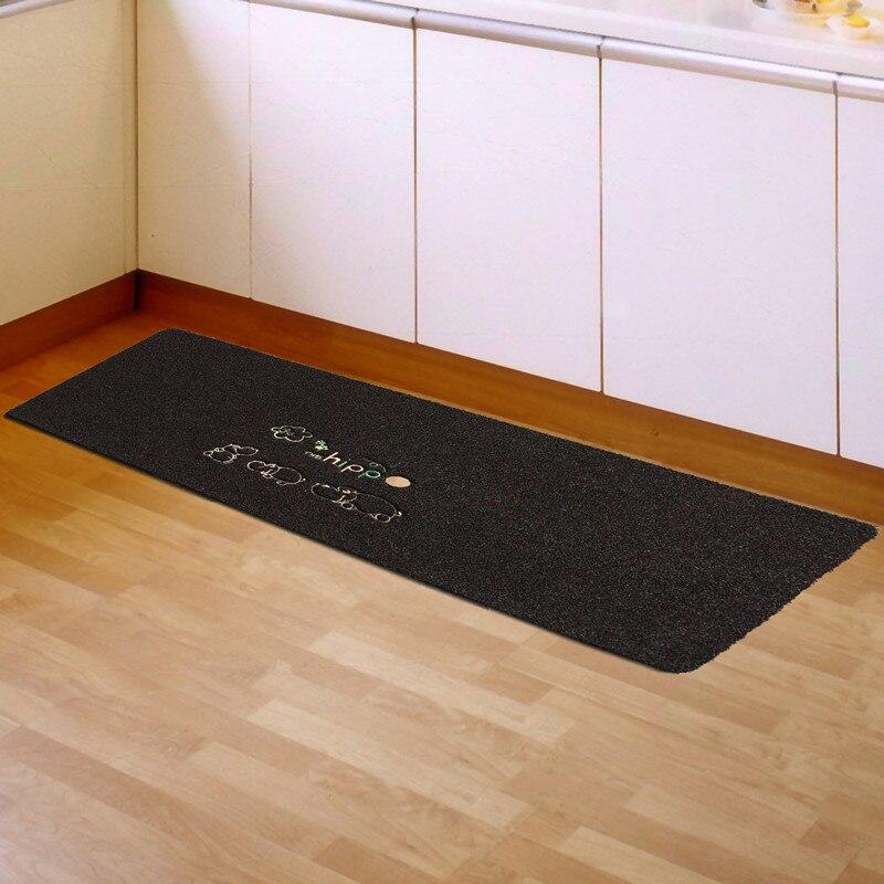 Achetez en gros noir cuisine tapis en ligne des for Tapis de cuisine absorbant
