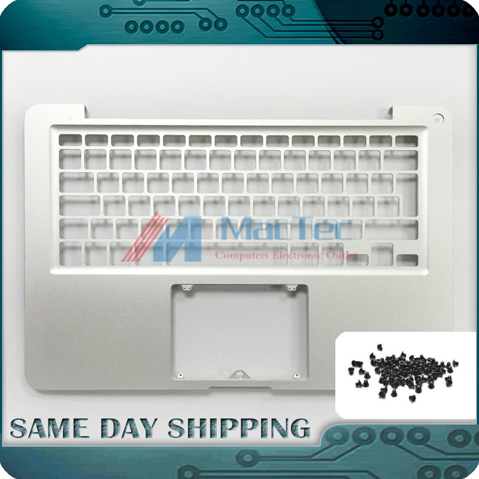 GENUINE NEW EURO EU UK Version Top Case Palmrest for Macbook Pro 13 A1278 2011 2012 Topcase MC700 MC724 MD313 MD314 MD101 MD102