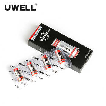 UWELL 5 Packs 20 Pcs Whirl 22/ Whirl 20/ Whirl Tank Replacement Coils Head 0.6ohm/1.8ohm Atomizer Core - DISCOUNT ITEM  25% OFF All Category