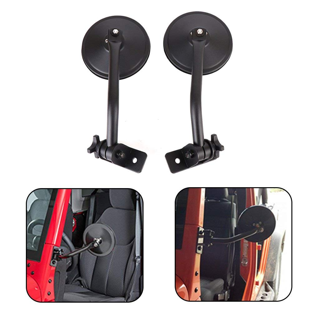 Aliexpress.com : Buy Fits For Jeep Wrangler Mirrors Doors