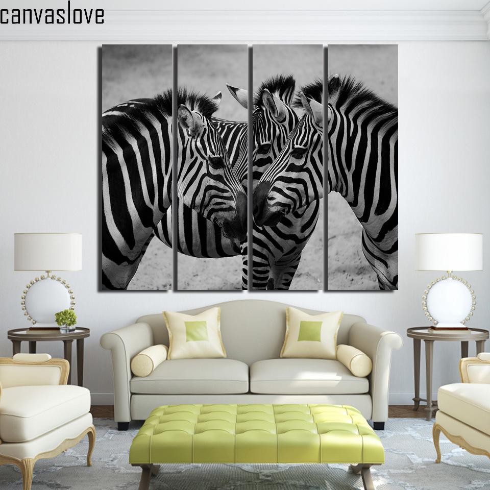 4 zebra-kaufen billig4 zebra partien aus china 4 zebra lieferanten ... - Wohnzimmer Schwarz Grn