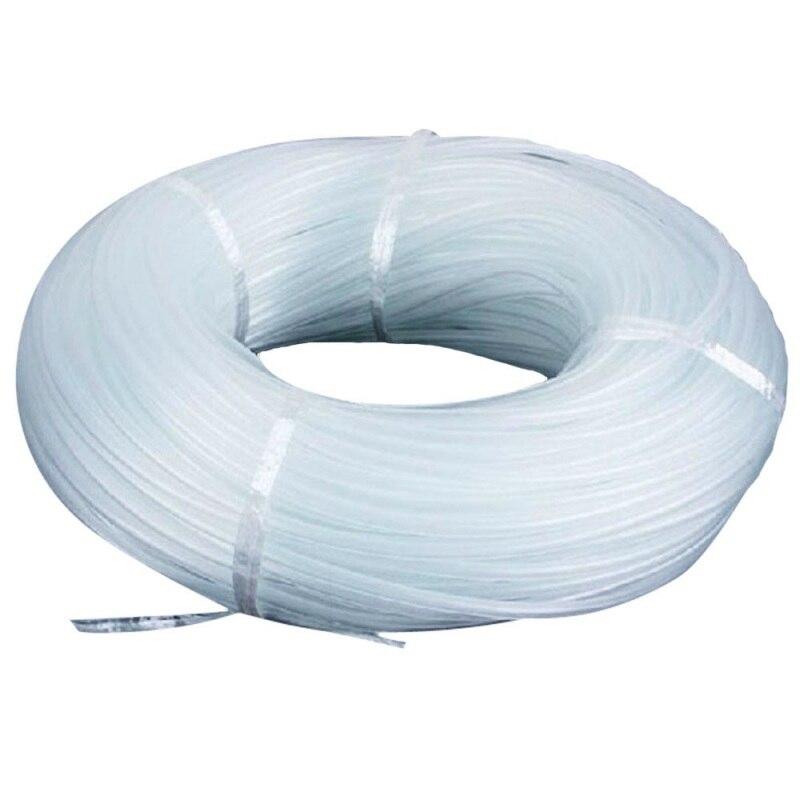 1//3//5M clear oxygen soft pump hose air bubble stone aquarium fish tank pump hose