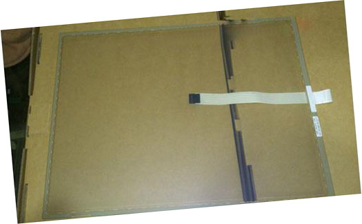 AMT2534 15 inch 4:3 Wide Industrial Touch Glass New