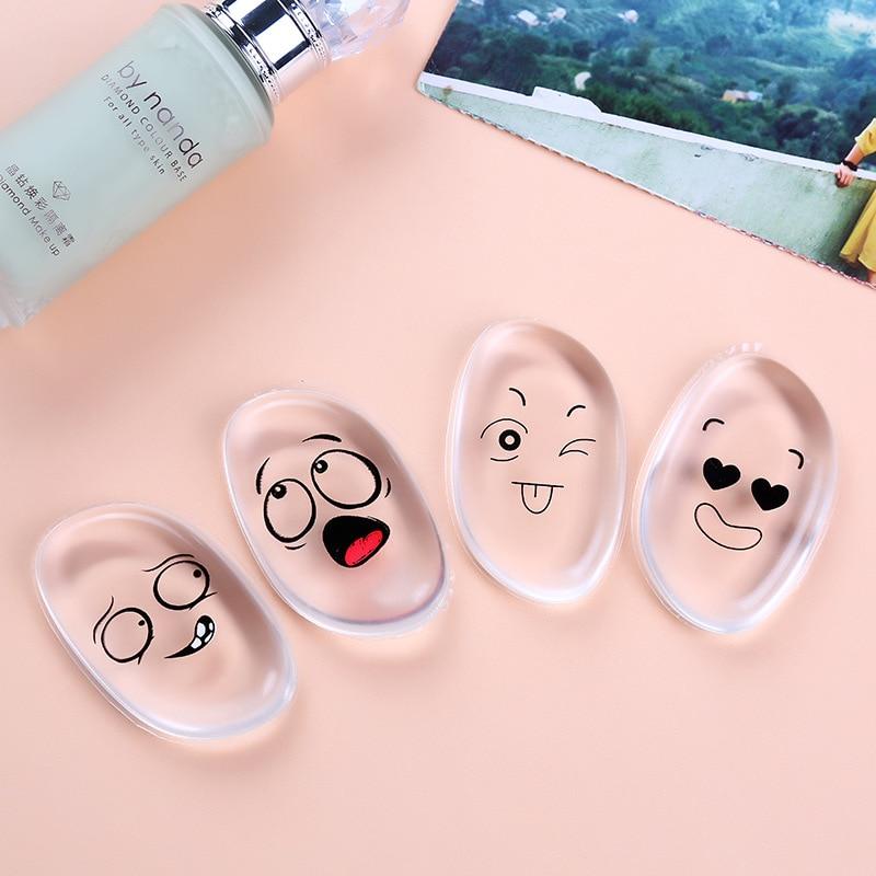 SiliSponge Blender Silikon Svamp Makeup Puff Smink Eponge - Smink - Foto 1