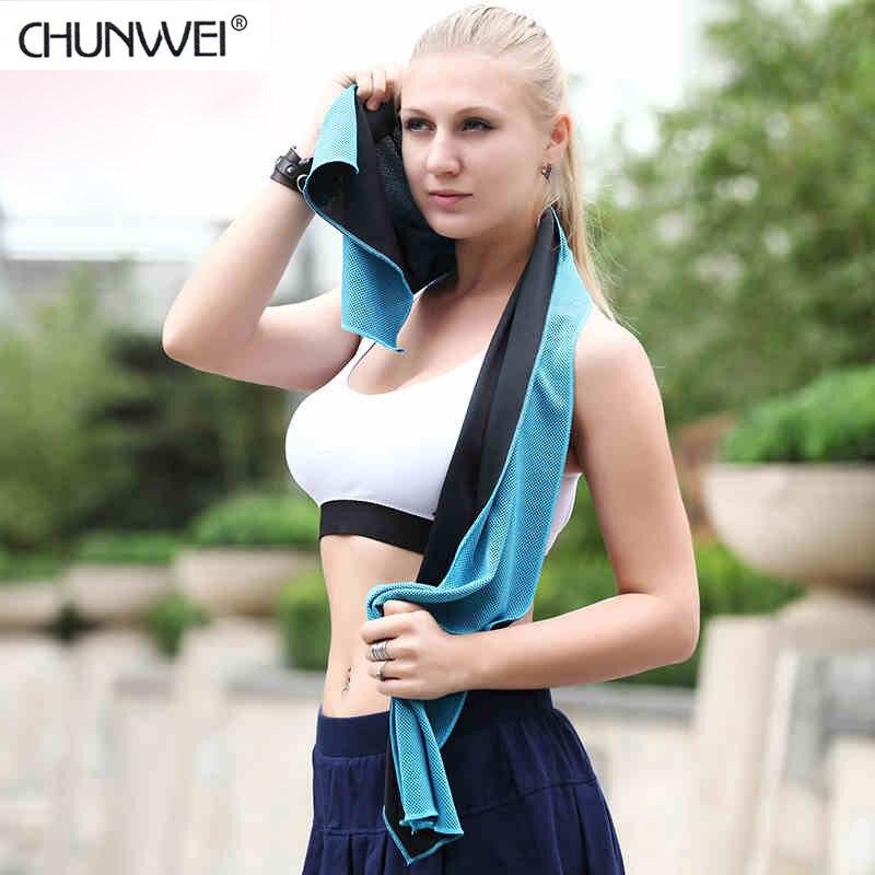 Best Mens Gym Towel: Aliexpress.com : Buy 1pcs Sport Cooling Towel Ice Towel