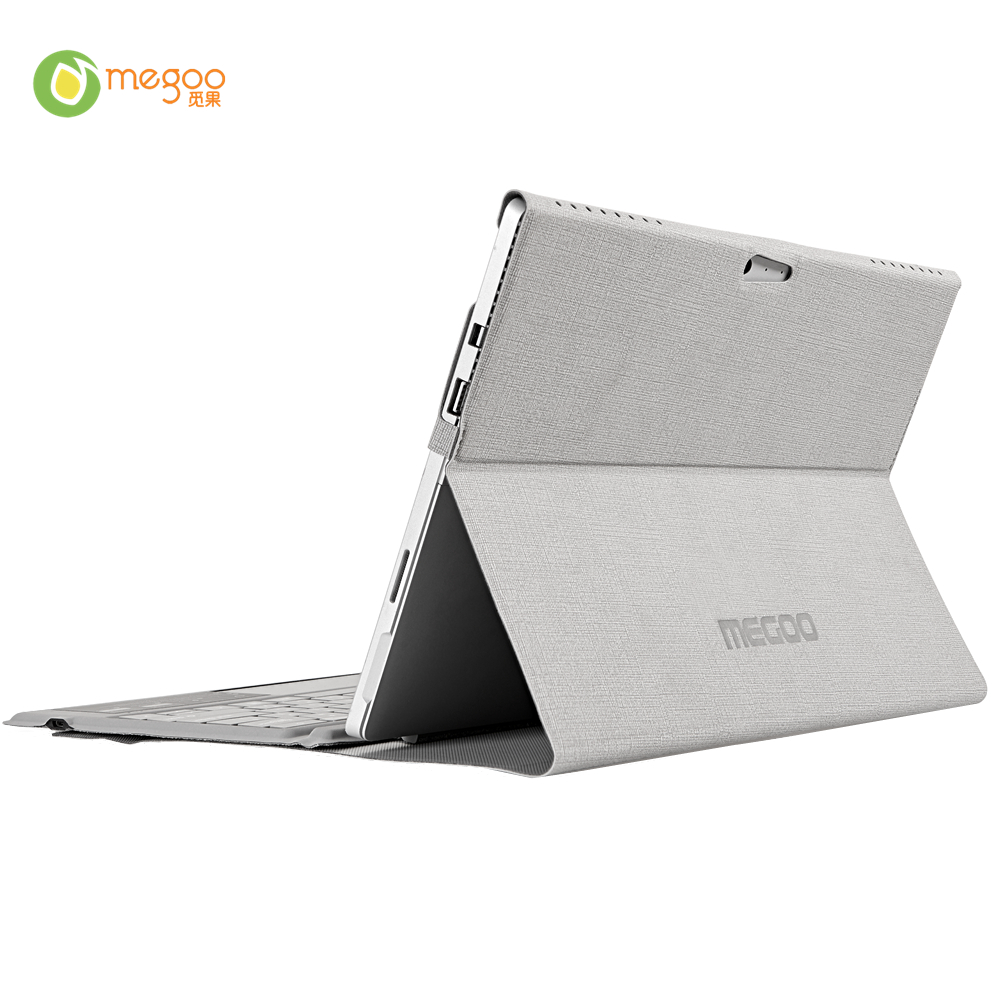 Megoo Surface Pro 4 Case 2018 Cover Folio Stand Case For Microsoft Surface Pro 4/5/New Surface Pro 2017 microsoft surface book