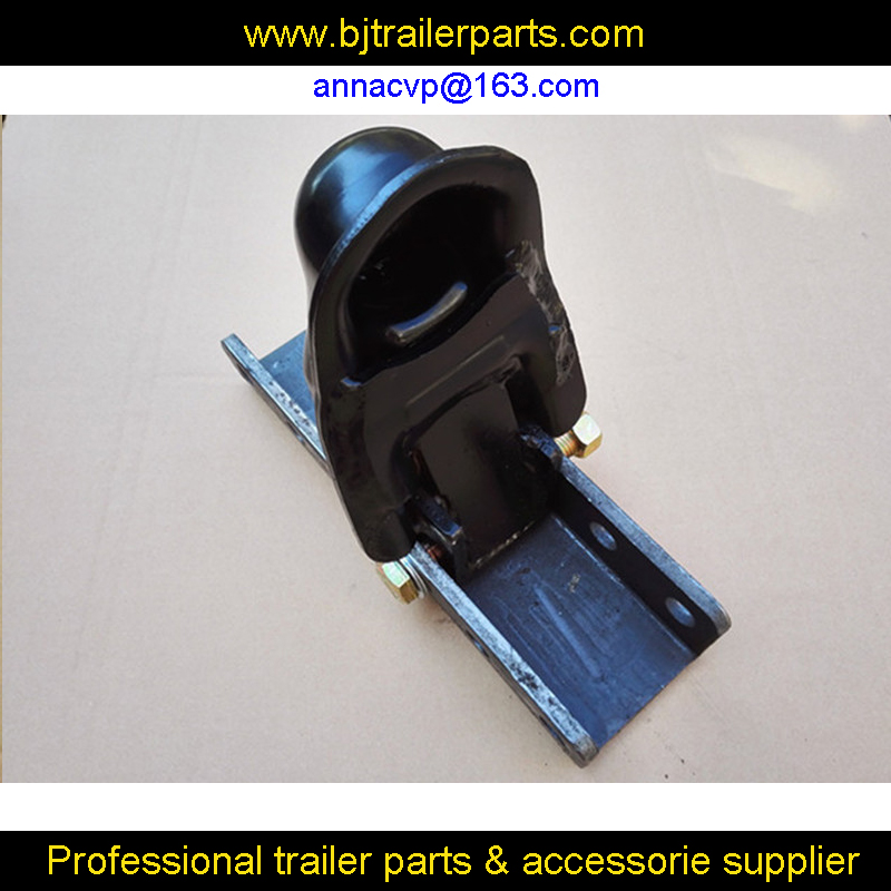 NEW 14000lbs 2 5 16 Adjustable Trailer Coupler w Channel Bolts trailer parts