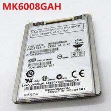 100% 新 1.8 インチ CE 60 ギガバイト HDD MK6008GAH 交換 mk8009gah mk1011gah のため hs122jc mk1214gah U110 K12 d430 D420 NC2400