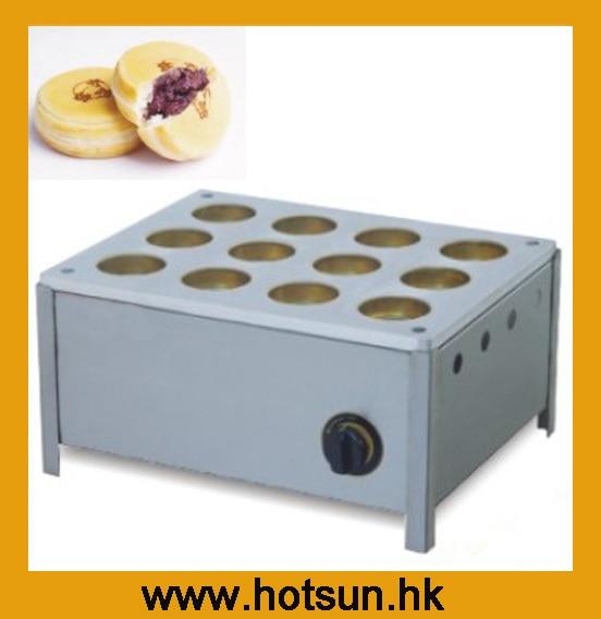 Hot Sale 12pcs Gas Dorayaki Maker hot sale cayler