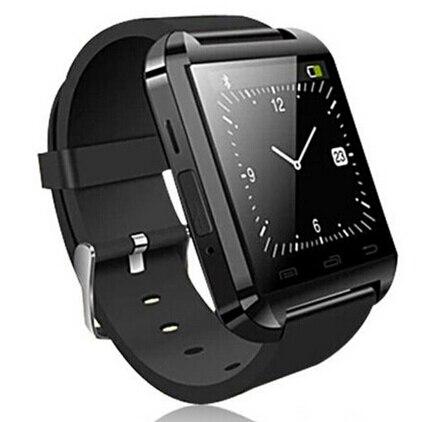 Bluetooth smart watch u8 smartwatch muñeca portátil health tracker msg llamada r