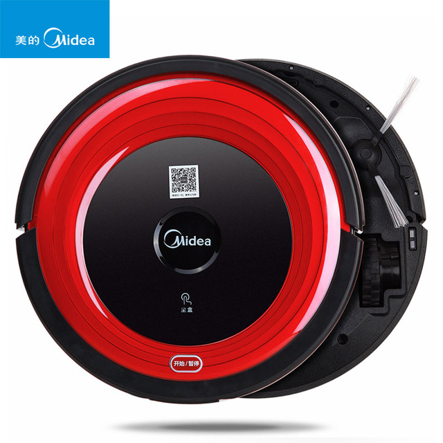 midea intelligent robotic vacuum cleaner selfcharge home appliances sweep vacuum r1l083b - Robotic Vacuum Cleaner
