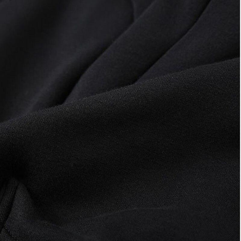 HENCHIRY, новинка 2019, качественная брендовая мужская толстовка с капюшоном, осень 2019, Мужская Уличная одежда в стиле хип хоп, Мужской пуловер сви... - 5