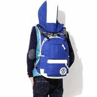2018 Nouveau sac à dos hommes et femmes Sac À Dos avec Capot sacs à dos sac motif style preppy voyage filles chapeau sac d'école G8090