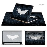 Free Cutting Laptop Stickers with Same Style Mouse Pad Skin for Lenovo G360/B50 10/B41 30/ideapad 300s 14/100S/500S/300/310/100