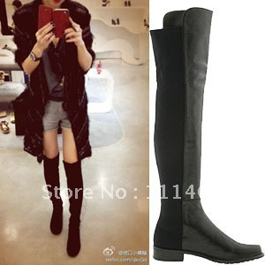 Free-shipment-hot-selling-velvet-flat-martin-boots-over-kee-long-women-s- boots-shoes.jpg