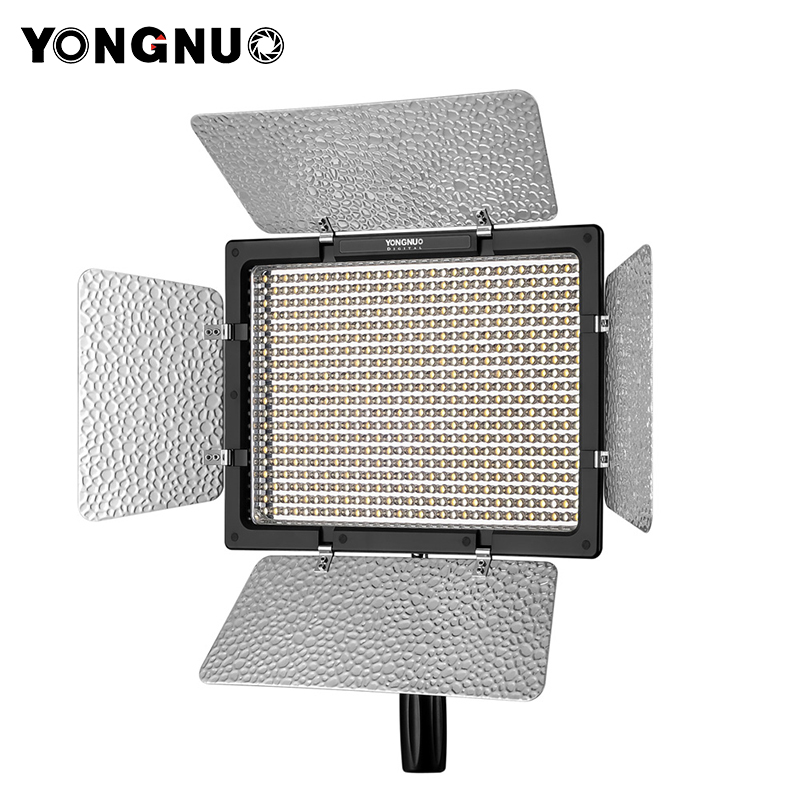 YONGNUO YN600L&YN600S Camera Lights LED Video Light 5500K Color Temperature for Canon Nikon Camcorder DSLR photographic lightYONGNUO YN600L&YN600S Camera Lights LED Video Light 5500K Color Temperature for Canon Nikon Camcorder DSLR photographic light