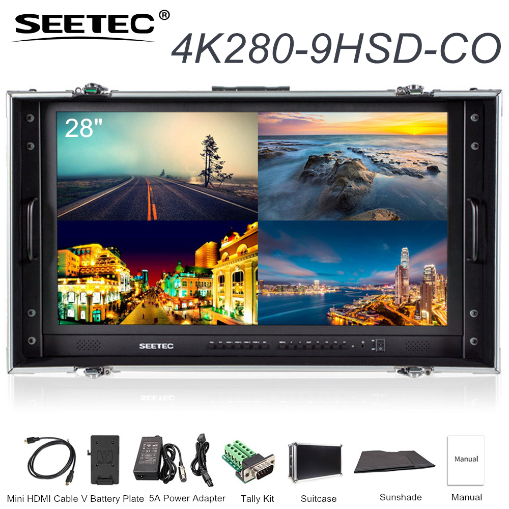 купить SEETEC 4K280-9HSD-CO 28