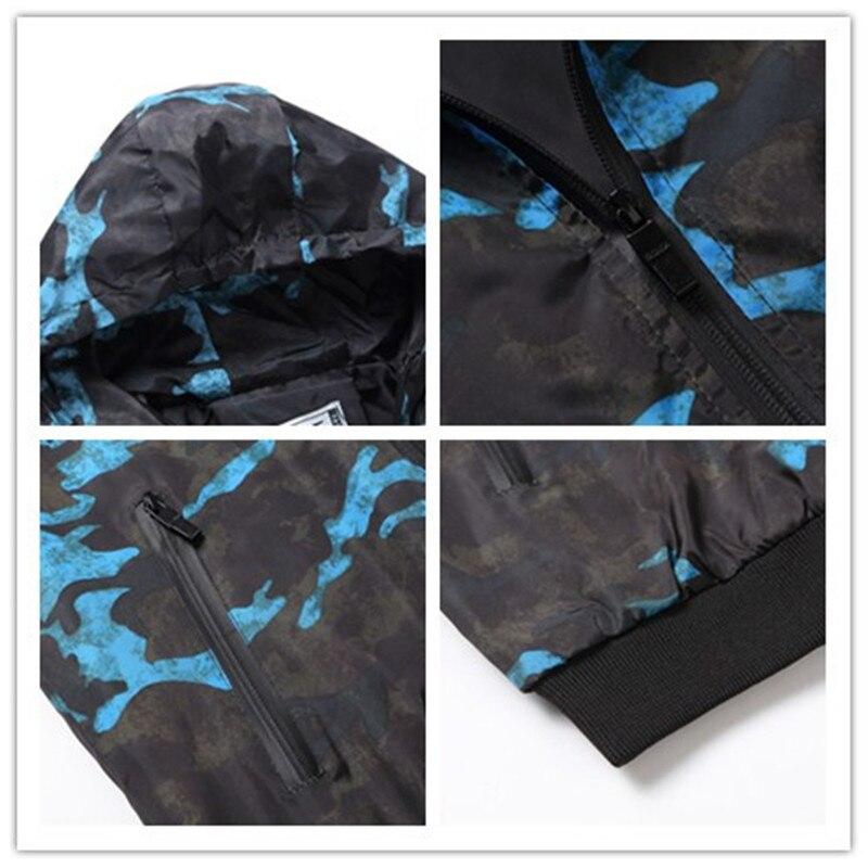 dbb08c489543c Camouflage Jackets Men Windbreaker Spring Autumn Casual Waterproof Camo  Men's Jacket Wind Breaker 4XL Varsity Windcheater Male-in Jackets from Men's  ...