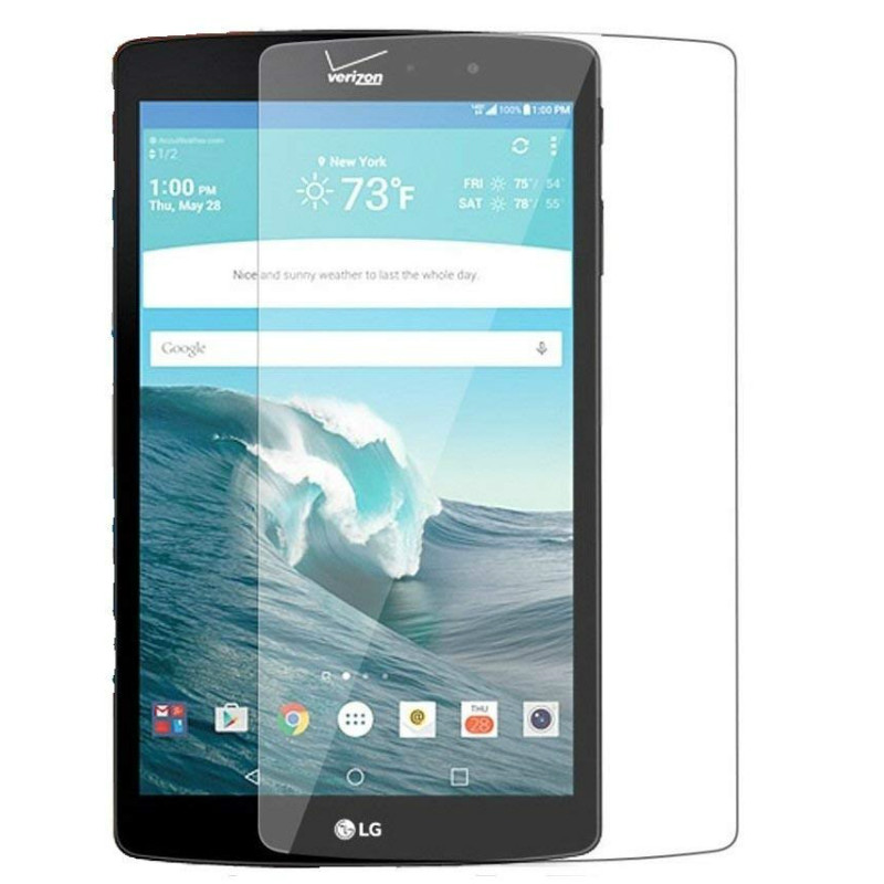 Screen Tempered Glass Protector For LG G Pad 7.0 8.0 8.3