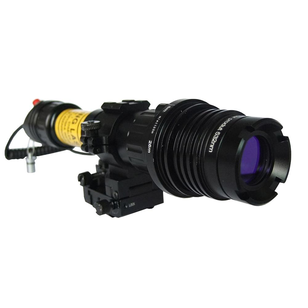 Laserspeed Tactical Subzero Green Laser Designator Rifle Hunting Laser
