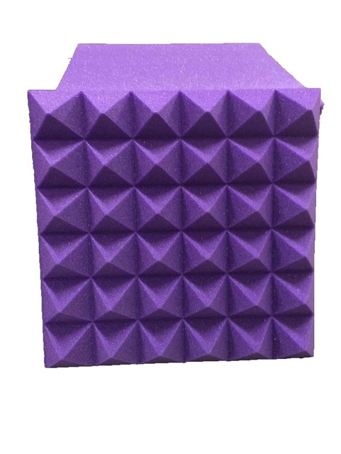 Acoustic Panels Home Theater 30cm X Purple Sound Insulation Ceiling Wholes
