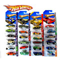Comercio al por mayor 1: 64 Mini Hot Wheels Diecast Car Toys for Children hotwheels Aleación Modelos de coches