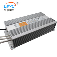 customized 250w waterproof smps ac dc 36v 6a hz50~60 approved CE RoHs two years warranty IP67 level