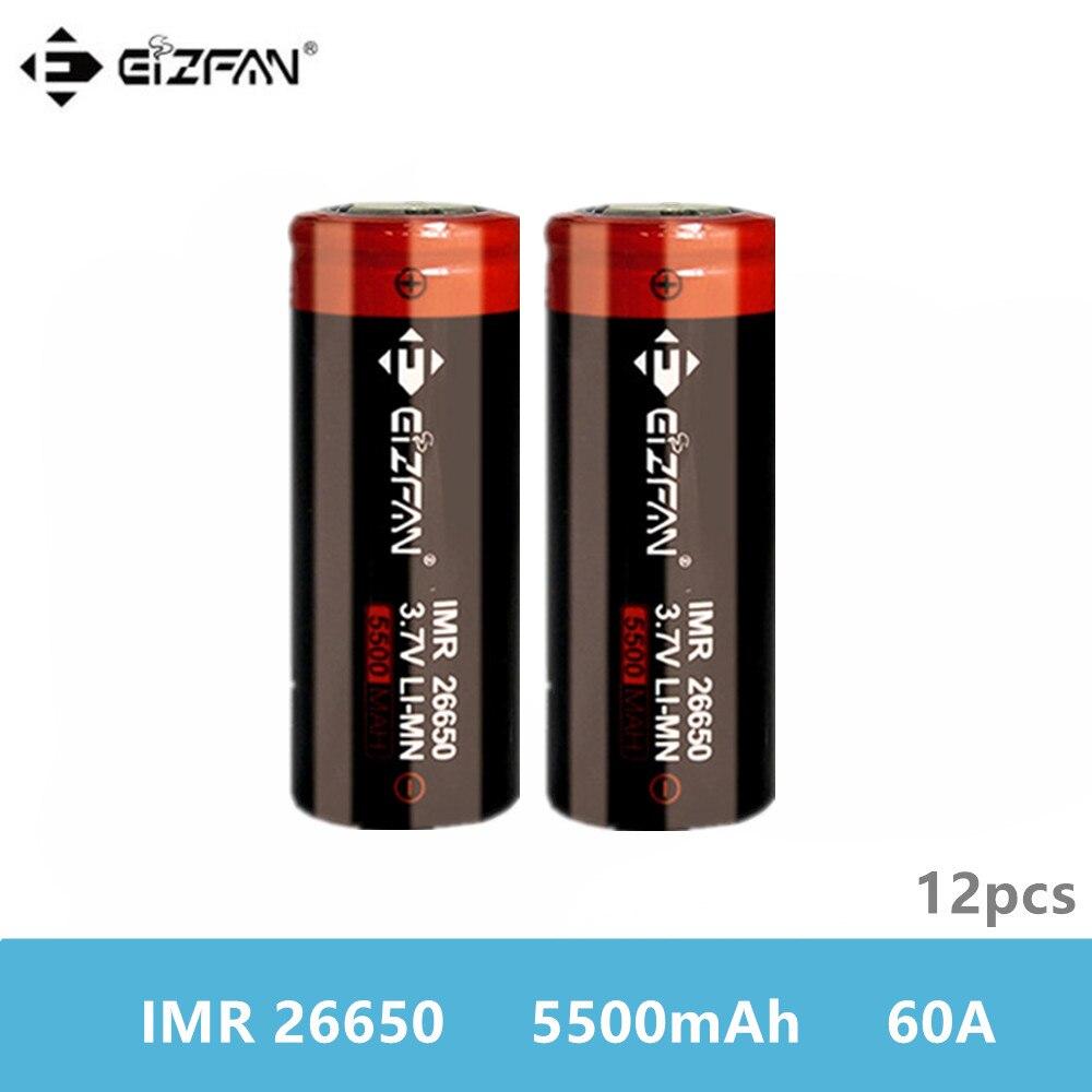 26650 Mod Box Flashlight 26650 For 26650 Battery 5000mah 20a 3.7v With Diy Nickel For Flashlight 26650 Jun25 Batteries